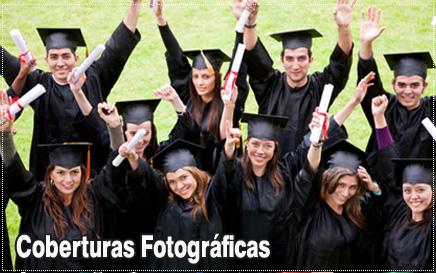 coberturas fotograficas formaturas