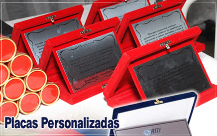 placas formaturas personalizadas